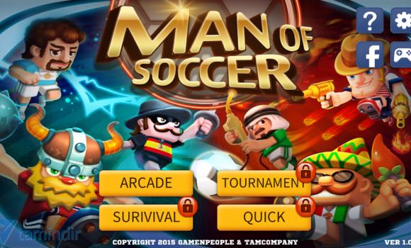 Man Of Soccer Ekran Görüntüleri - 4
