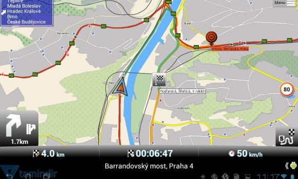 MapFactor Ekran Görüntüleri - 3