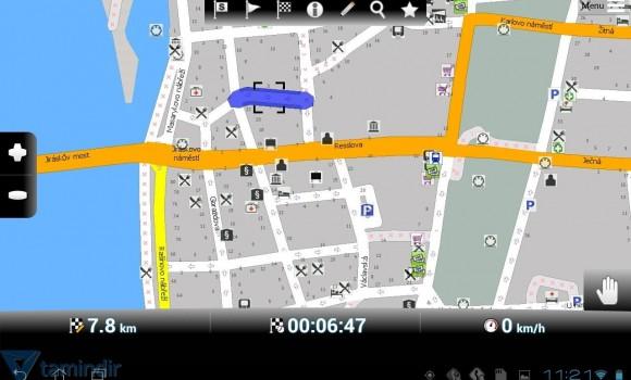 MapFactor Ekran Görüntüleri - 1