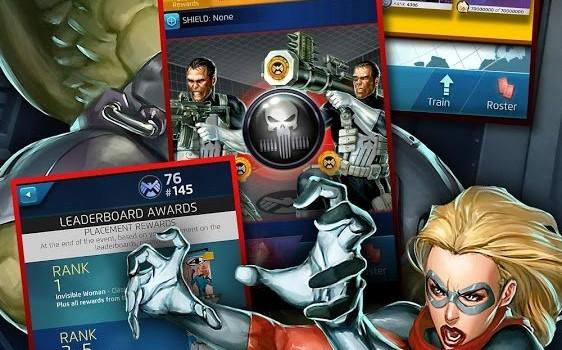 Marvel Puzzle Quest Dark Reign Ekran Görüntüleri - 1