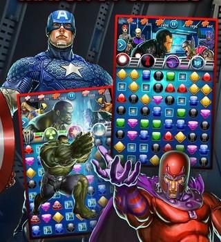 Marvel Puzzle Quest Ekran Görüntüleri - 3