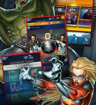 Marvel Puzzle Quest Ekran Görüntüleri - 1