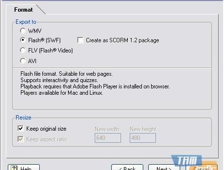 MatchWare ScreenCorder Ekran Görüntüleri - 3