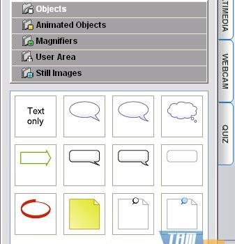 MatchWare ScreenCorder Ekran Görüntüleri - 1