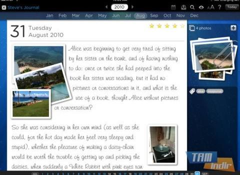 Maxjournal Ekran Görüntüleri - 1