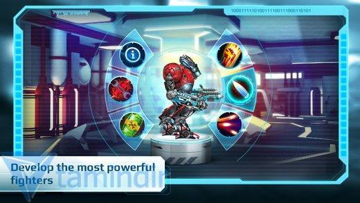 Mecha Titans Ekran Görüntüleri - 4
