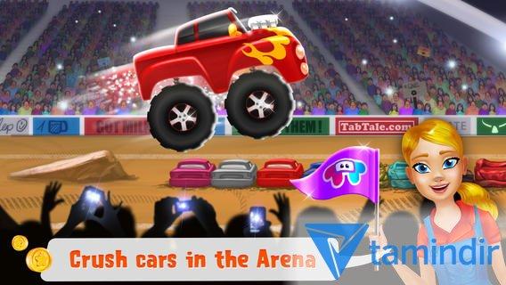 Mechanic Mike - Monster Truck Mania Ekran Görüntüleri - 3