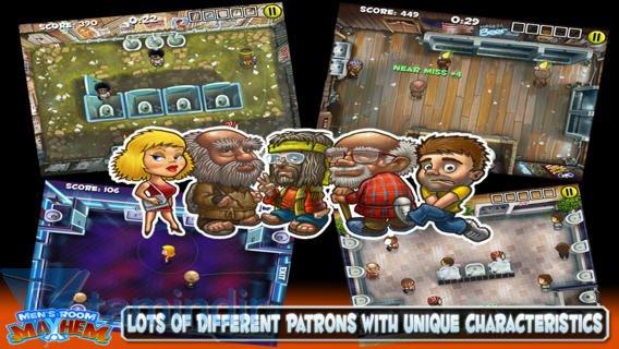 Men's Room Mayhem Ekran Görüntüleri - 2