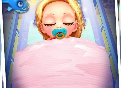 Mermaid's Newborn Baby Doctor Ekran Görüntüleri - 1
