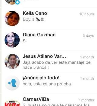 Messages! Ekran Görüntüleri - 4