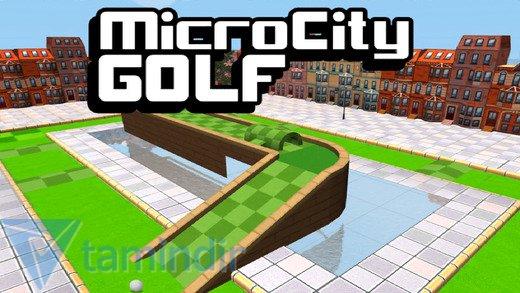 Micro City Golf Ekran Görüntüleri - 3