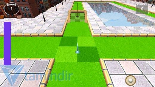 Micro City Golf Ekran Görüntüleri - 2