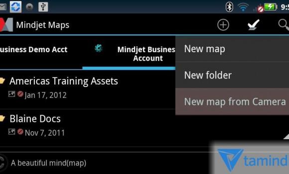 Mindjet Maps Ekran Görüntüleri - 5