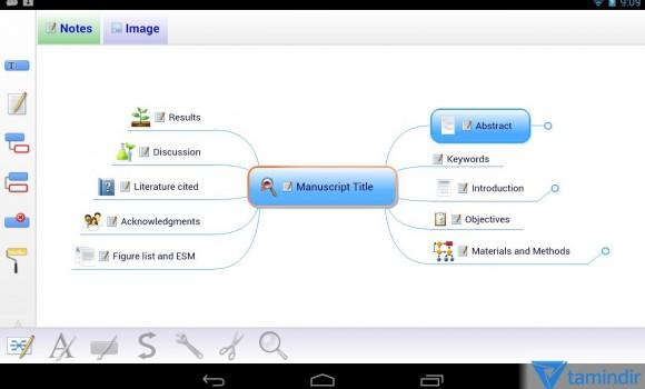 Mindjet Maps Ekran Görüntüleri - 1