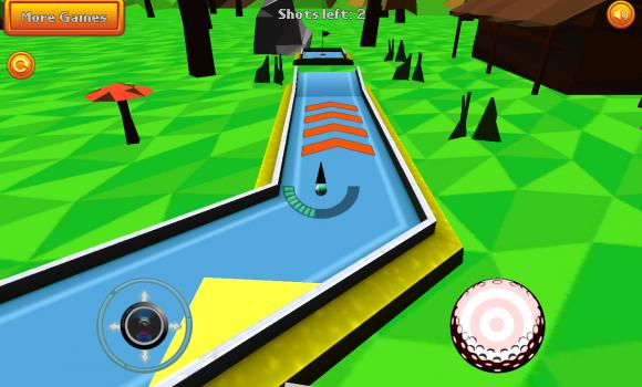 Mini Golf: Retro Ekran Görüntüleri - 4