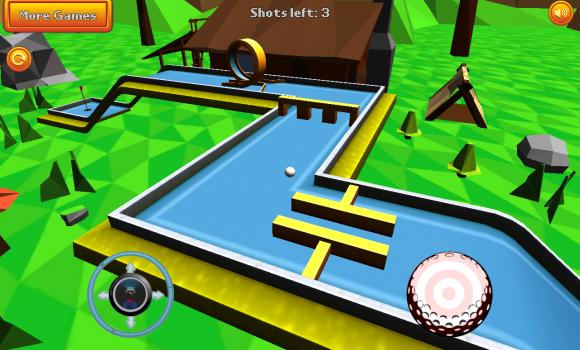 Mini Golf: Retro Ekran Görüntüleri - 3