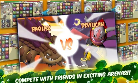 Mini Monster Mania Ekran Görüntüleri - 1