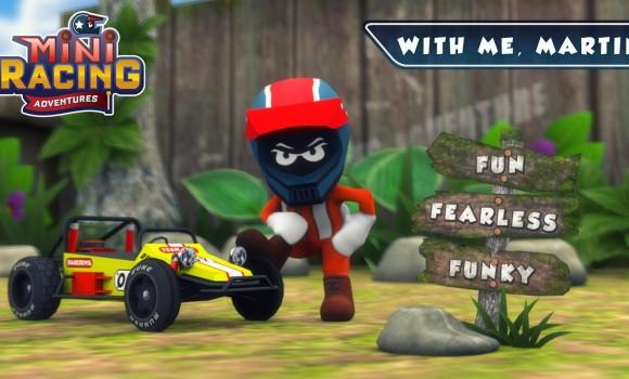 Mini Racing Adventures Ekran Görüntüleri - 6
