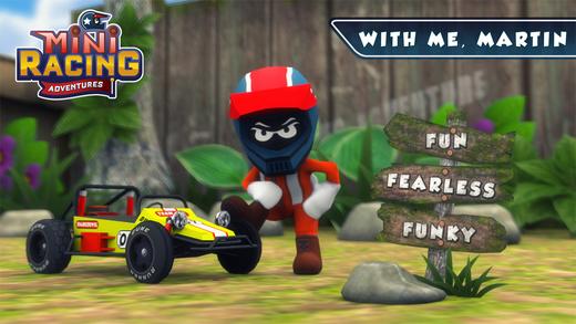 Mini Racing Adventures Ekran Görüntüleri - 2