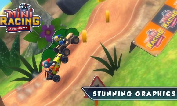 Mini Racing Adventures Ekran Görüntüleri - 4