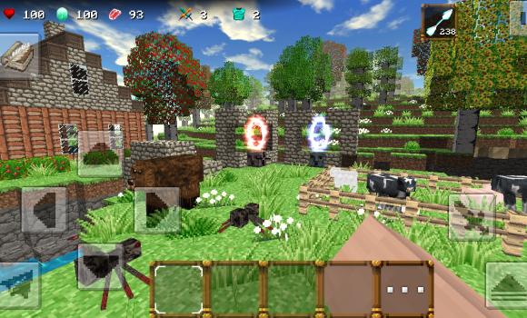 MiniCraft 2 Ekran Görüntüleri - 1