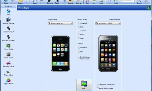 MOBILedit Ekran Görüntüleri - 2