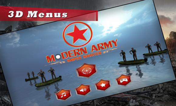 Modern Army Sniper Shooter Ekran Görüntüleri - 4