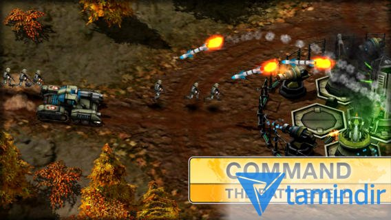 Modern Command Ekran Görüntüleri - 5