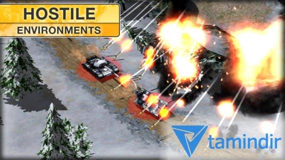 Modern Command Ekran Görüntüleri - 2