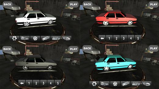Modified Car Parking 3D Ekran Görüntüleri - 4