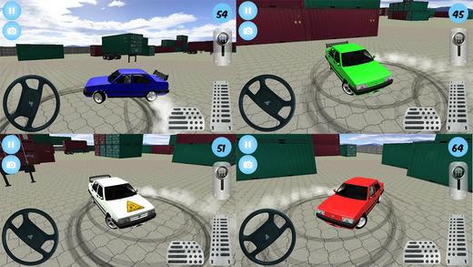 Modified Car Parking 3D Ekran Görüntüleri - 3