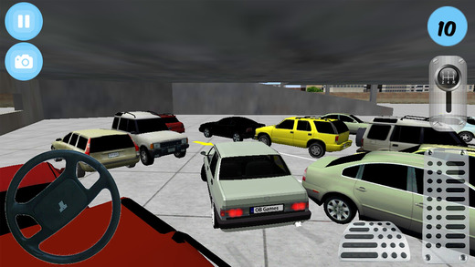 Modified Car Parking 3D Ekran Görüntüleri - 2