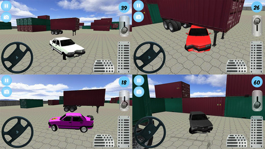 Modified Car Parking 3D Ekran Görüntüleri - 1