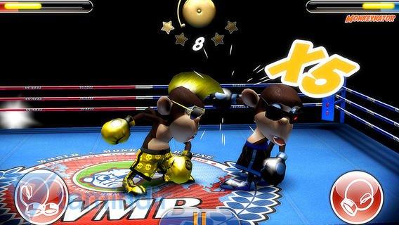 Monkey Boxing Ekran Görüntüleri - 2