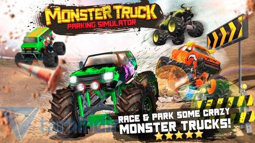Monster Truck Jam Parking Simulator Ekran Görüntüleri - 4