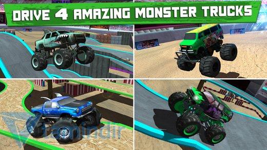 Monster Truck Jam Parking Simulator Ekran Görüntüleri - 3