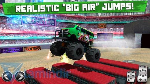 Monster Truck Jam Parking Simulator Ekran Görüntüleri - 2