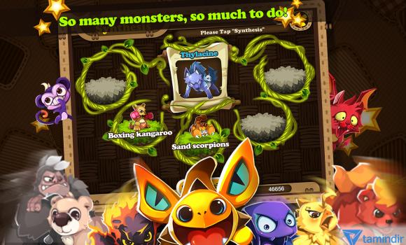Monster Wartune Ekran Görüntüleri - 5