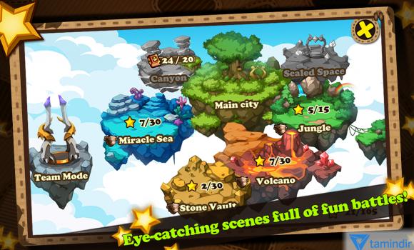 Monster Wartune Ekran Görüntüleri - 4