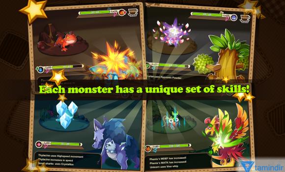 Monster Wartune Ekran Görüntüleri - 3