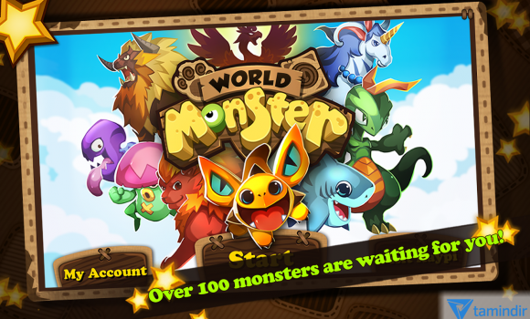 Monster Wartune Ekran Görüntüleri - 1