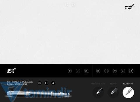 Montblanc ScreenWriter Ekran Görüntüleri - 3