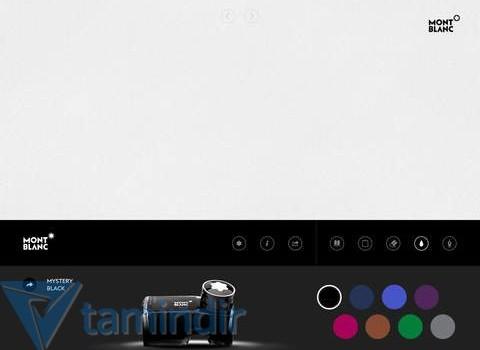 Montblanc ScreenWriter Ekran Görüntüleri - 2