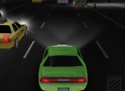 MORTAL Racing 3D Ekran Görüntüleri - 2