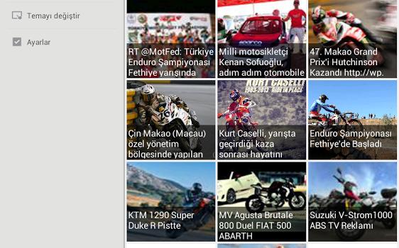 Moto Aktüel Motosiklet Ekran Görüntüleri - 4
