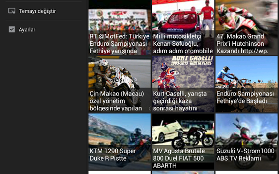 Moto Aktüel Motosiklet Ekran Görüntüleri - 3