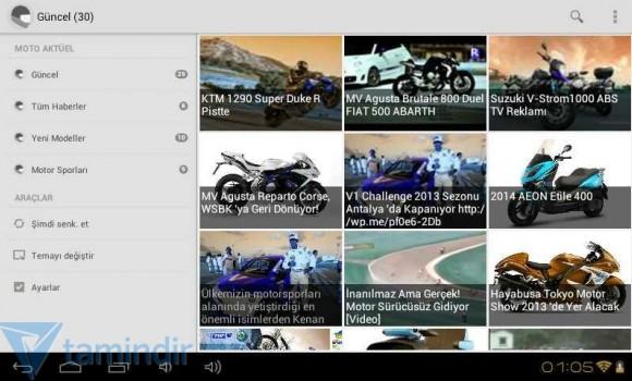 Moto Aktüel Motosiklet Ekran Görüntüleri - 2