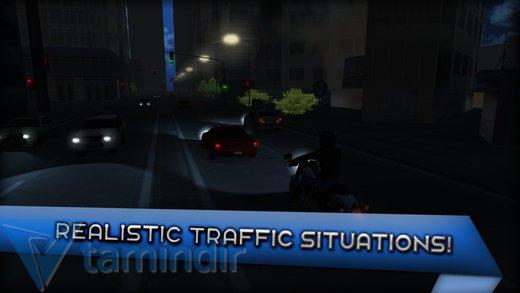 Motorcycle Driving 3D Ekran Görüntüleri - 1