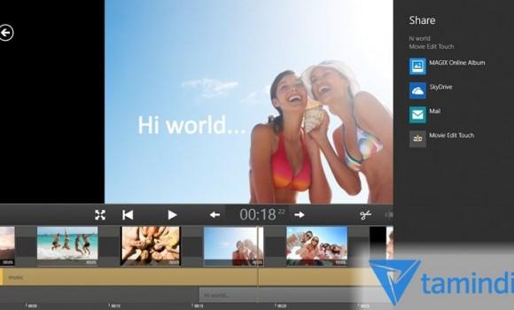 Movie Edit Touch Ekran Görüntüleri - 4