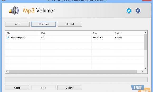 Mp3 Volumer Ekran Görüntüleri - 1